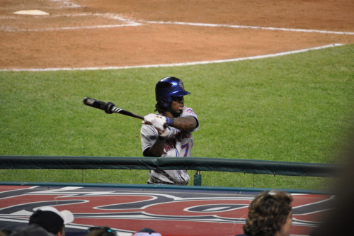 Jose Reyes of the New York Mets