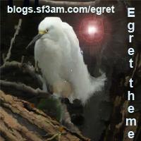 Egret theme logo
