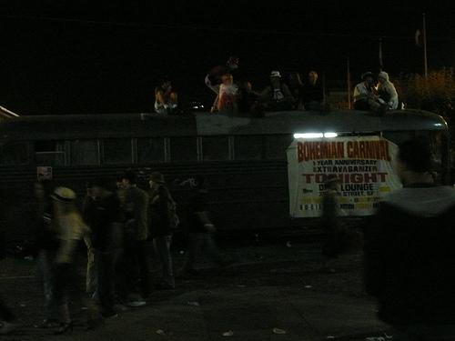 LoveFest 2007 - Bohemian Carnival