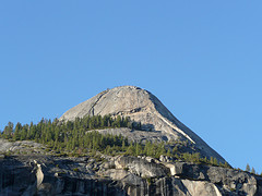 A Yosemite Peak