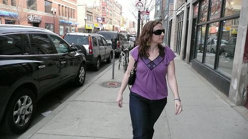 Jessica on Milwaukee Avenue