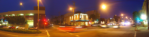 16th Avenue and Geary Boulevard