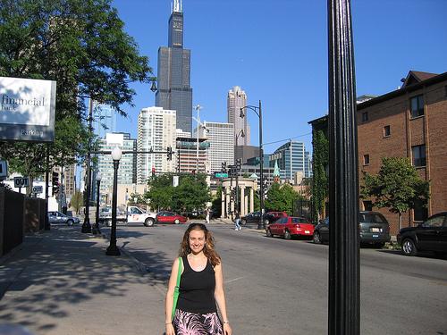 Jessica in Chicago