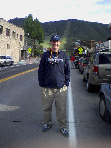 Dan in Jackson Hole