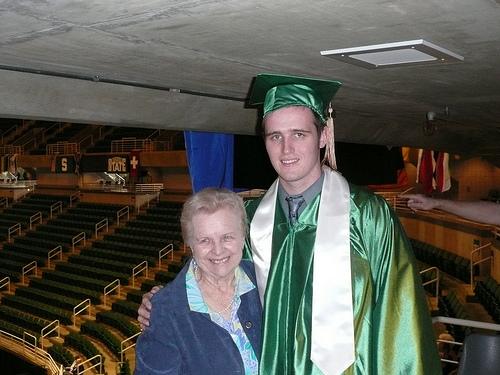 Grandma and Joe