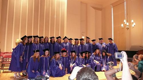 DePaul Masters in Nursing Class of 2009