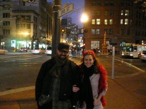 Michael and Jessica