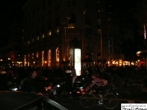 San Francisco - Critical Mass - 2007
