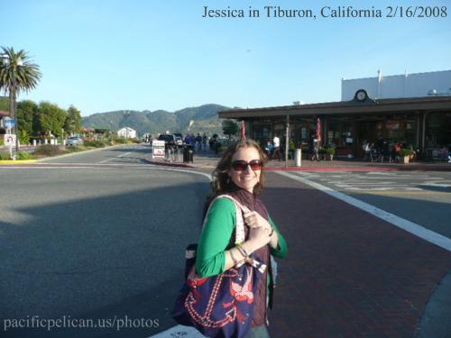 Jessica in Tiburon